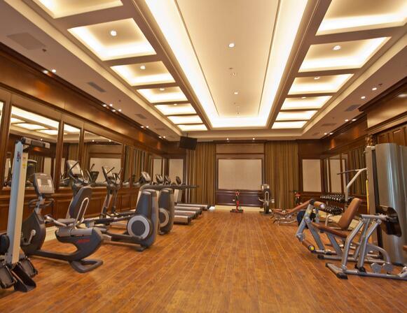 单位健身房设计配套服务方案