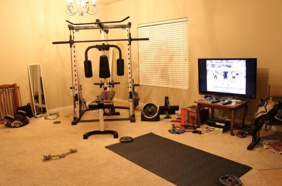 家庭健身器材