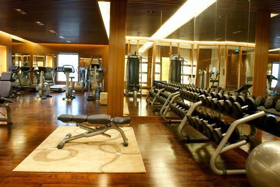 健身房配套设施