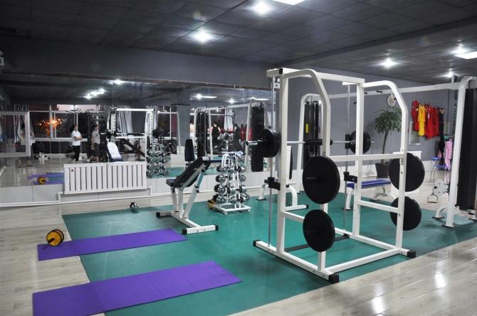 健身房功能区分
