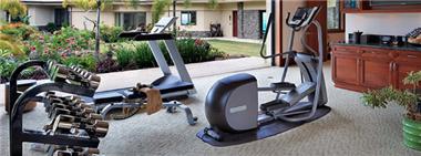 小改大---酒店健身房装修方案