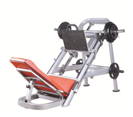 商用健身房器械,倒蹬训练器