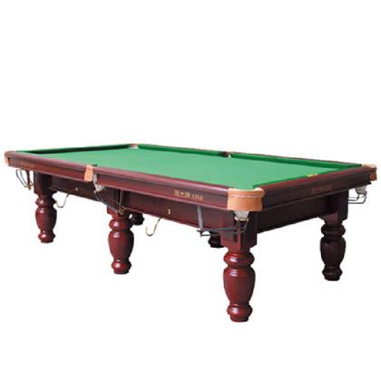 销售的星牌台球桌
