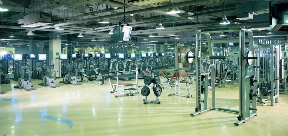 商业健身房