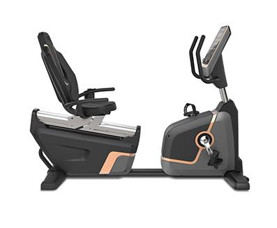 WY-007Y自发电卧式健身车