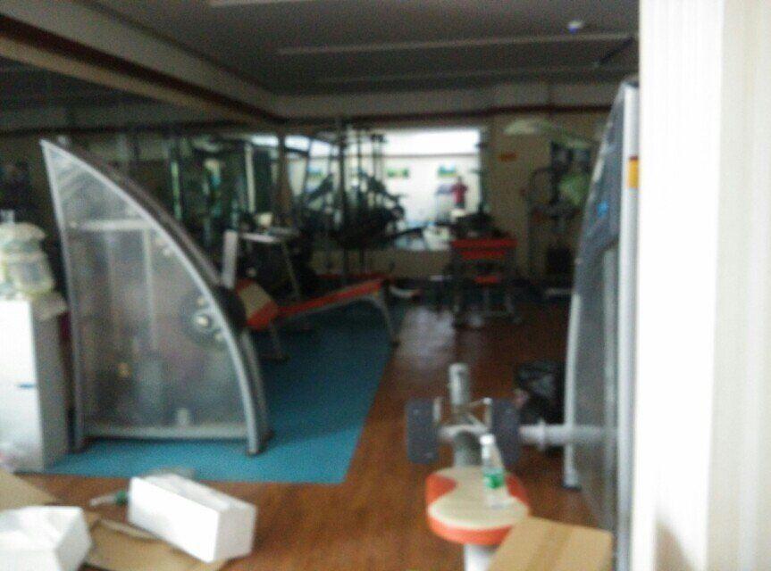 健身房内部