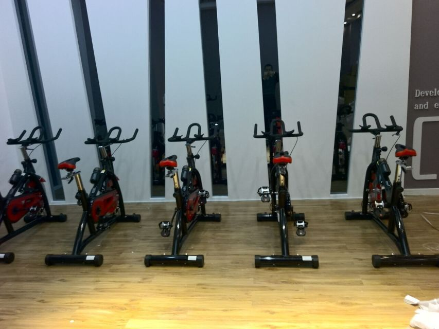 动感单车练习区