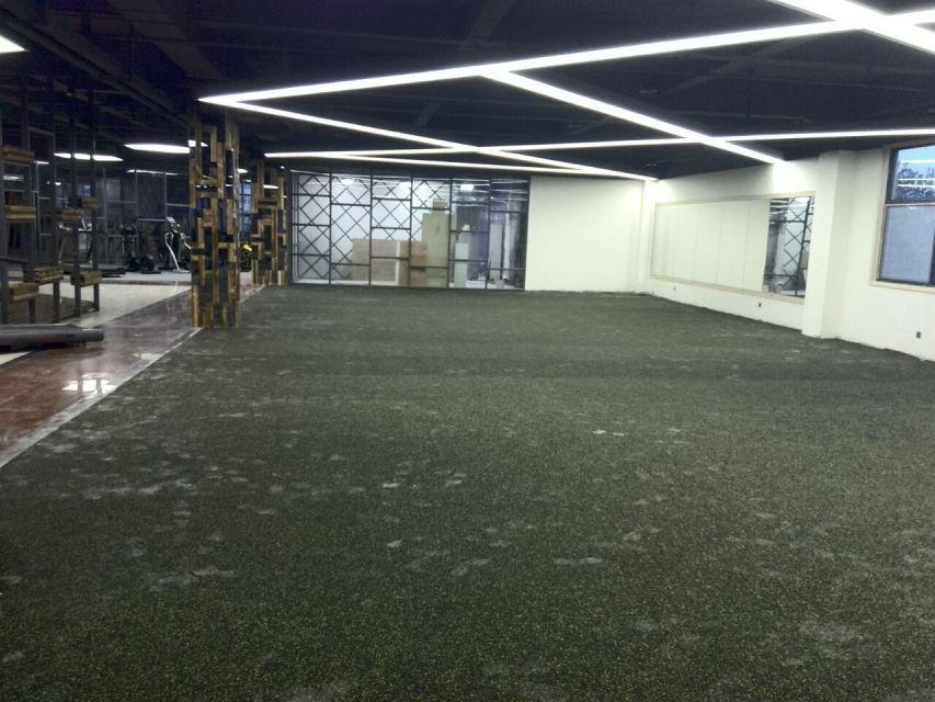健身房运动地板