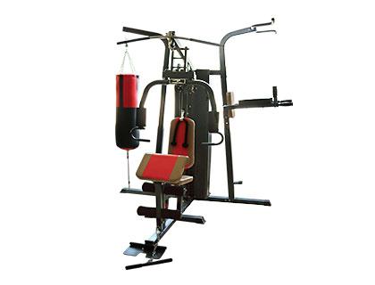 体育联盟-    多功能健身器材的优势:提供所有的健身解决方案