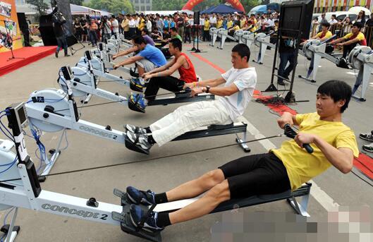 奥尼斯-    划船机---有效增进你的有氧健身水平