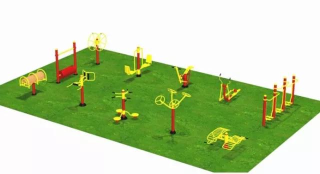 亞热点-    小区健身器材的注意事项