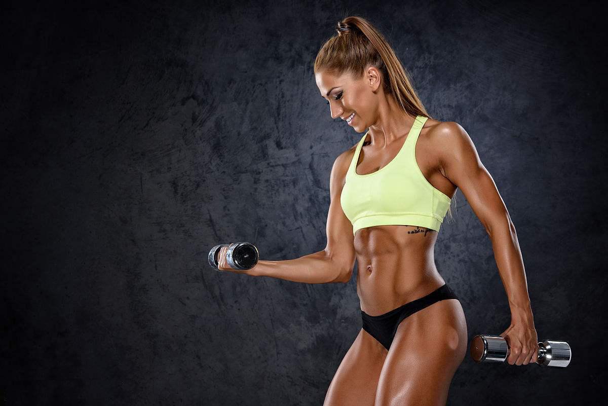 女士练腹肌的健身器材有哪些?