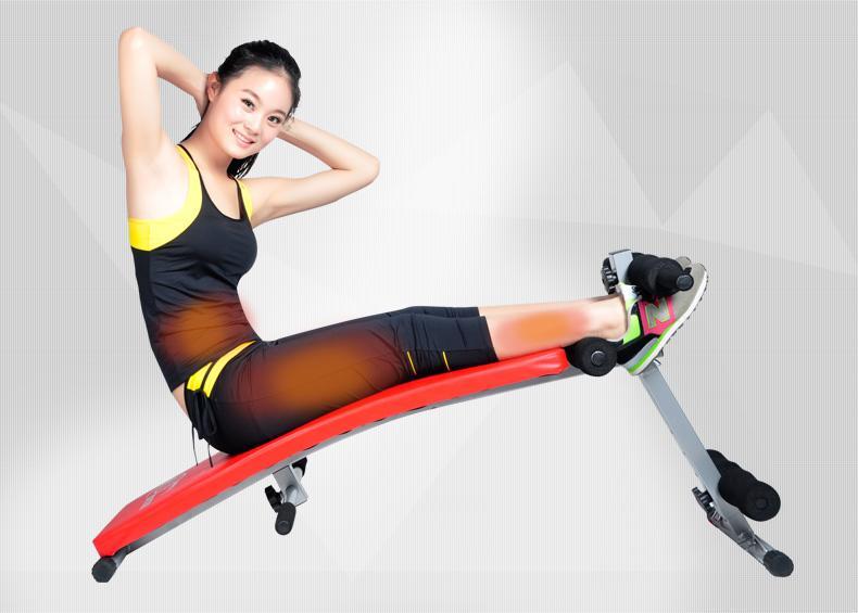 健身房的人体器材有哪些?